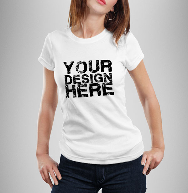 CAMPAIGN - Ladies Basic T-Shirt