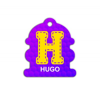 Hydrant Shape Pet Tag ( HY-001 )