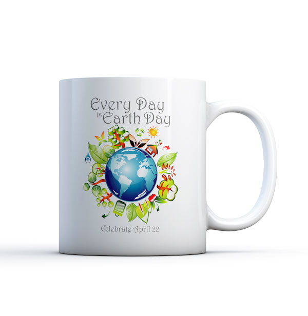 Every Day Is Earth Day ( CM )