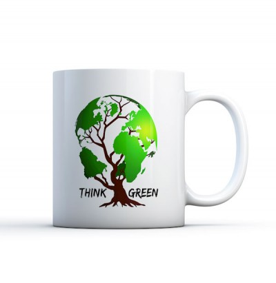 Globe Tree Think Green ( CM )