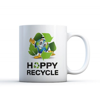 Happy Earthy Recycle ( CM )