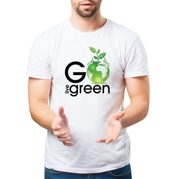 Go Green Live Green ( M )